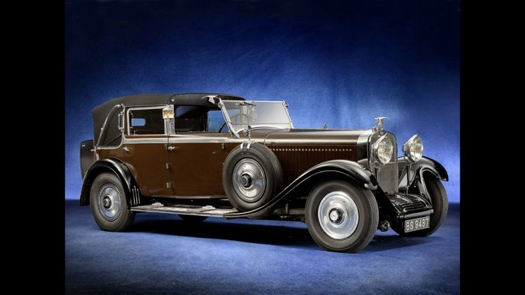 Ретро автомобили 1920 1930 годов  #3