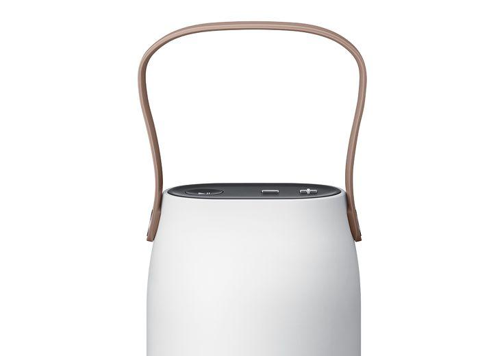 Sound Bottle designed by BKID  #Samsung #SamsungWA #SoundBottle #Speaker #Sound #Outdoor #BKID #BKIDSTUDIO #송봉규 #bongkyusong