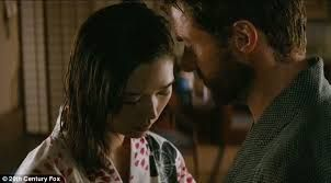 Image result for wolverine movie kiss