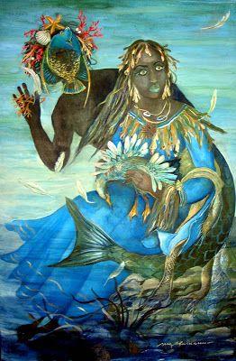 Santería Milagrosa: ¡Maferefun Yemayá!                                                                                                                                                                                 Más