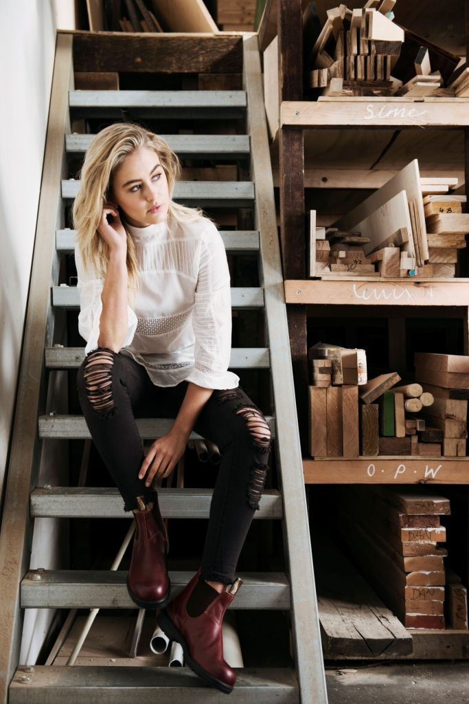 39 Best How To Wear Images On Pinterest Blundstone Boots