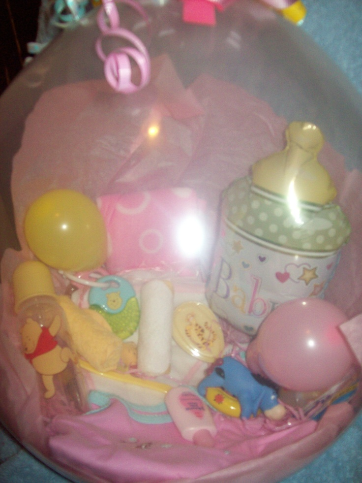 Baby Girl Disney gifts set stuffed inside of a balloon $45.00 Please feel free to visit our Facebook page: Fancy Nancy's Unique Boutique