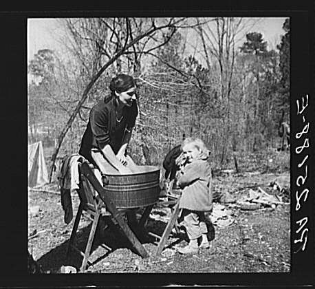 How did women suffer in the Great Depression?