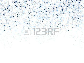 graphic design: Communication social mesh. Network polygonal background. Vector illustration.