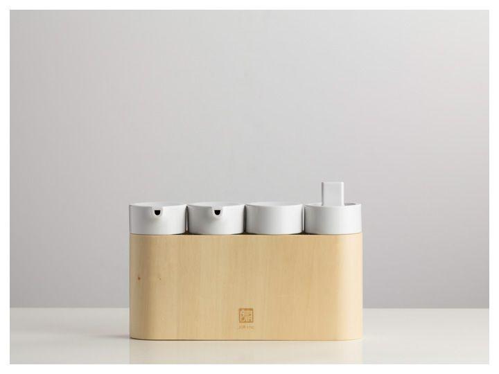 Condiment Set - Taste Condiment Set by Office for Product Design