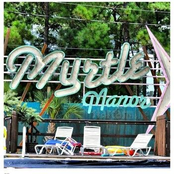 """Myrtle Manor"" continues to sell merchandise"