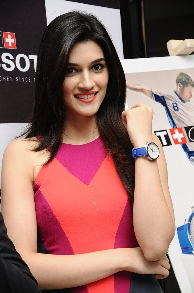 Kriti Sanon launched Tissot's Watch