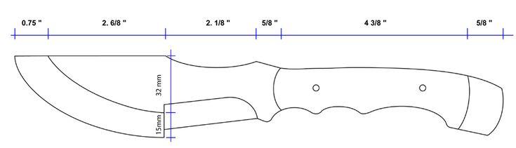 Knife Blade Design Sketches | HOME [www.arscives.com]