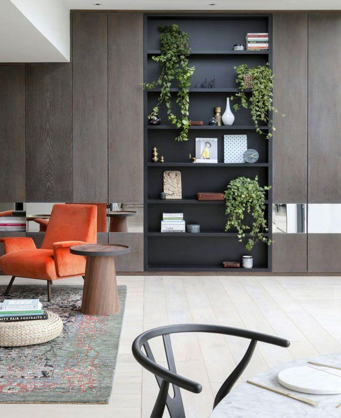 Beautiful, Interesting Joinery Design. South Dublin Residence By Kingston  Lafferty Design   InteriorZine