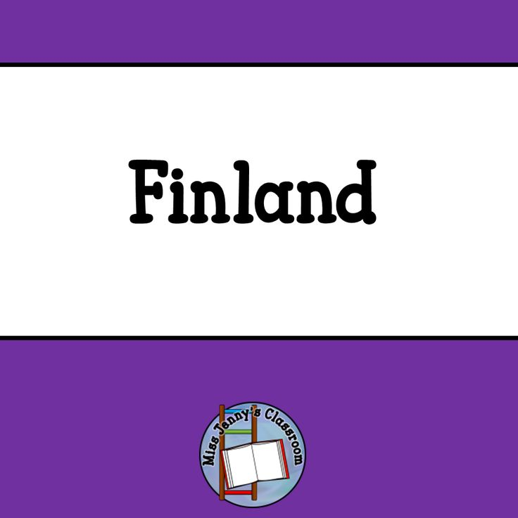 Finland - Country Study - Board Cover