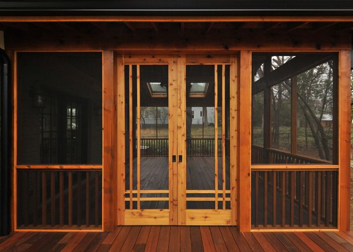 Innovative construction atlanta s premier construction for Craftsman style screened porch