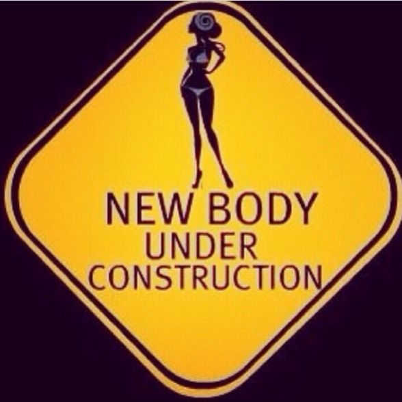 ***Fabulous new FIT and TONED body under construction!