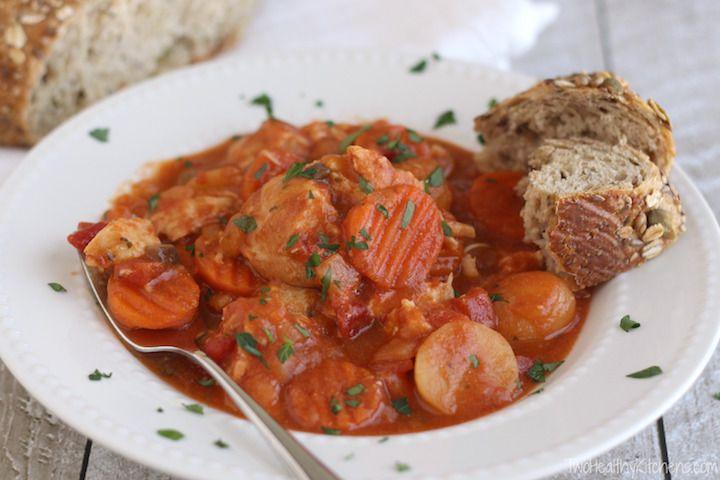 Best 25+ Chicken stew with potatoes ideas on Pinterest