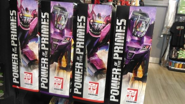 Power of The Primes Voyager Wave 2 & #Transformers Studio Series Wave 1 At Canadian Retail