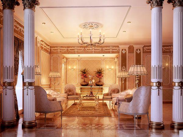 Main Lobby Hall On Behance