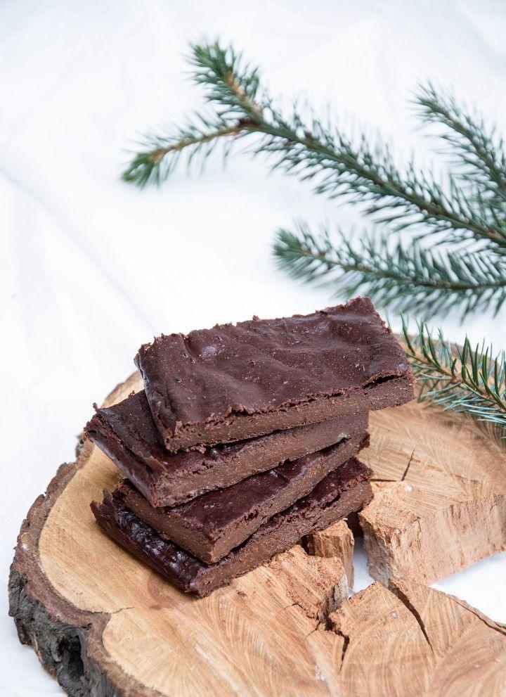 Recept / healthy 3-ingrediënt brownies