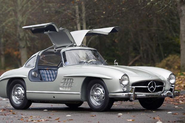 Would drop a cool $5,000,000 on this 1955 Mercedes-Benz 300SL Allow if you had it?