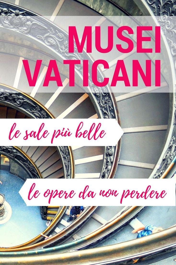 Guida ai musei vaticani: cosa vedere e le opere da non perdere.  Trovi tutto su: http://viaggiverdeacido.com/2017/01/musei-vaticani-cosa-vedere-opere.html