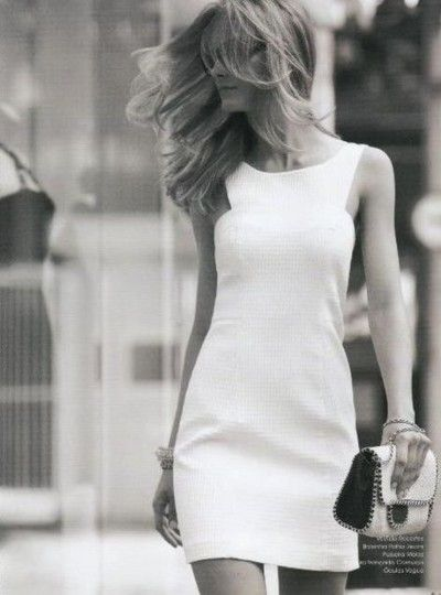 Summer style- slightly polished and sophisticated. This is how I imagine my future style to be.