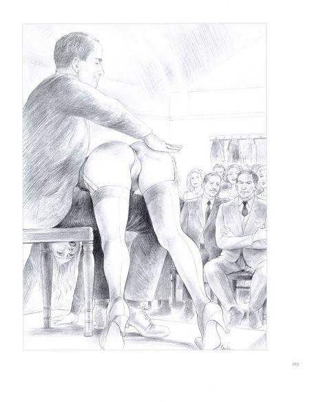 erotische story spanking rohrstock