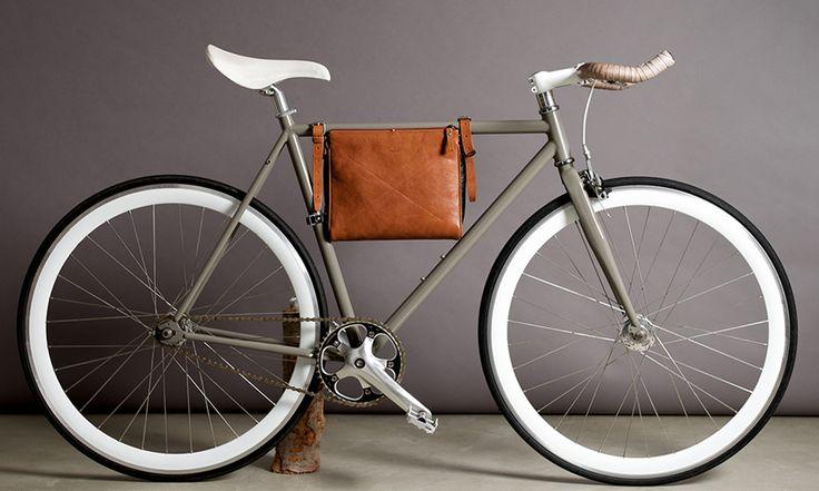 Hard Graft, artesanía de vanguardia para ciclistas.