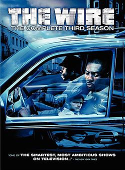 The Wire Season 3, Reviews of every episode, Best of HBO Baltimore Crime Police television show, Watch TV reviews, 2000s reviews television, Matthew Toffolo