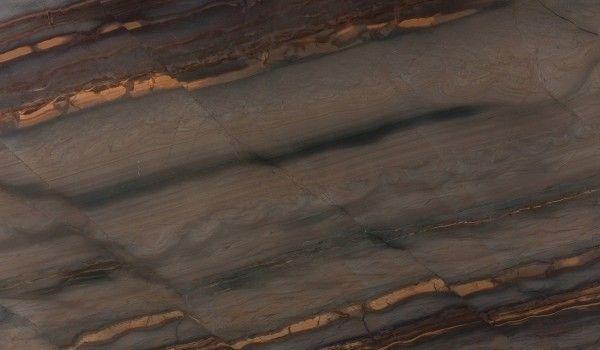 Elegant Brown Quartzite Slab used for this Project #elegant #brown #elegantbrown #quartzite