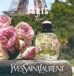 YSL Paris Perfume--his and my favorite!