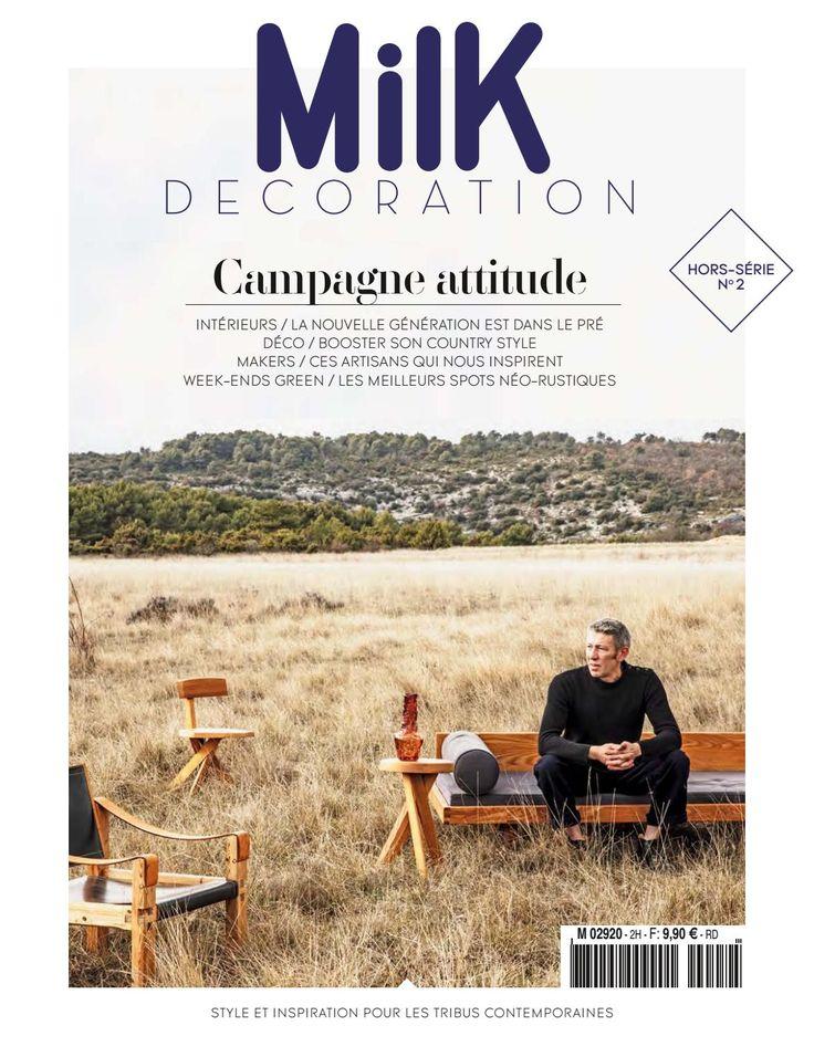 Milk Decoration Hors Série #2 - Tronqué