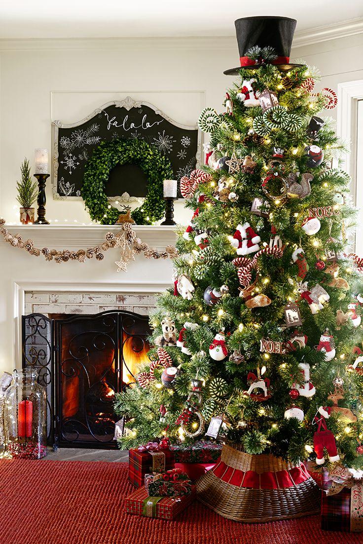 602 best Christmas Trees images on Pinterest  La la la Christmas
