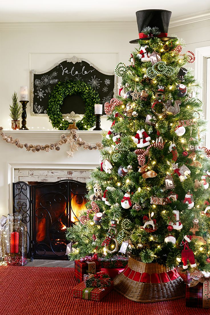 1089 Best Christmas Trees Ornaments Wreaths Images On