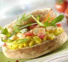 Recette - Sandwich aux crevettes - Notée 4.4/5 par les internautes