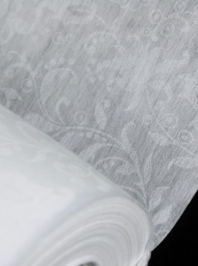 125 ft. Wedding Aisle Runners French Lace White 125 foot  $39