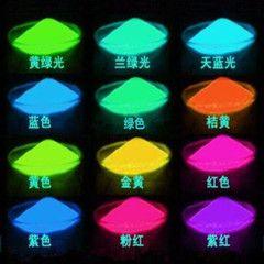 Специальное предложение бесплатная доставка супер яркие светящиеся люминофоры светящийся песок может быть флуоресцентная краска светящаяся краска светящаяся краска 100 г