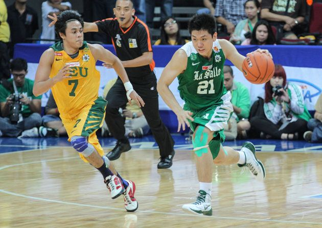 Terrence Romeo's 'underhanded' way of distracting Jeron Teng