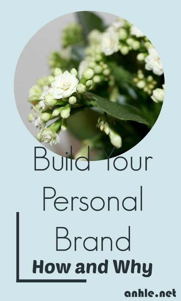 Building Personal Brand - Why and How?