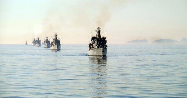 Ναυτική Στρατηγική: Μεταξύ αμερικανικής ναυτικής ηγεμονίας και τουρκικού ηγεμονισμού