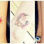 50 1 Σχέδια για τατουάζ στον αστράγαλο!