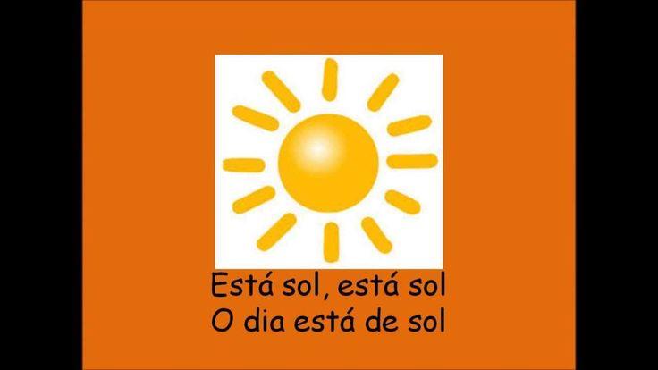 Estados do tempo - SOL