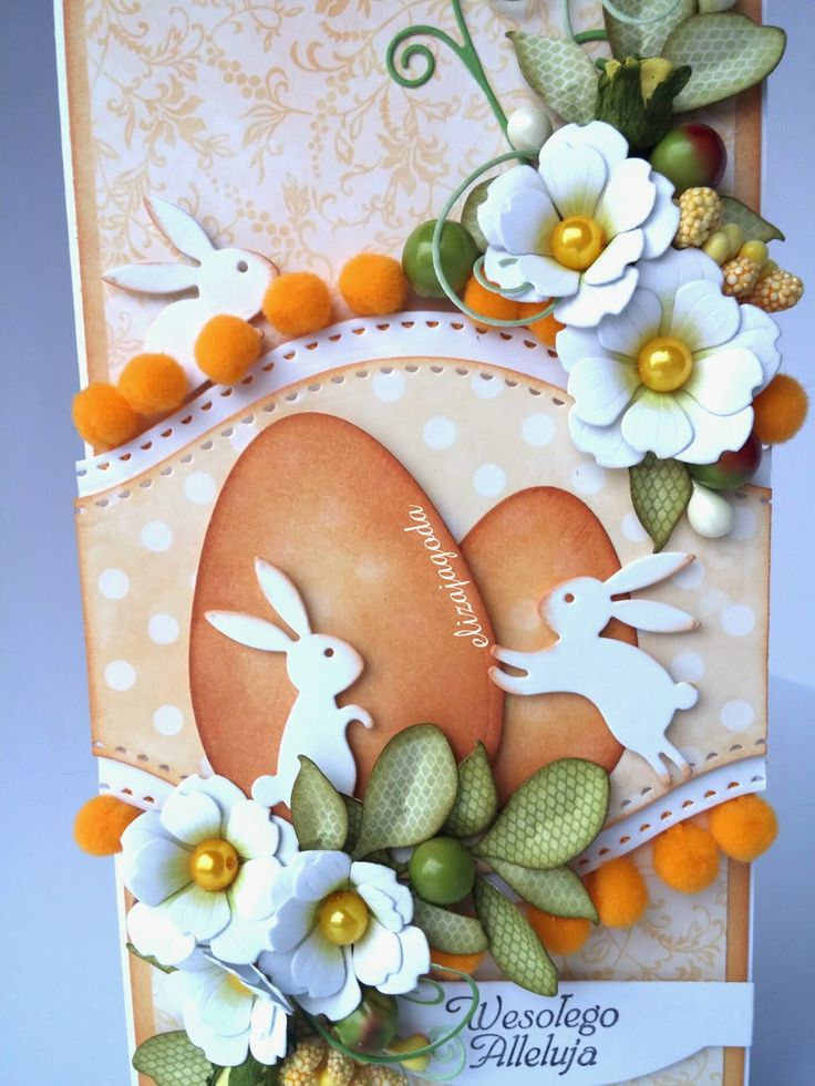 Kartka na Wielkanoc :)