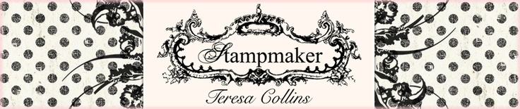 Teresa Collins Stampmaker Kit and Supplies - Create your own stamps | Teresa Collins Stampmaker