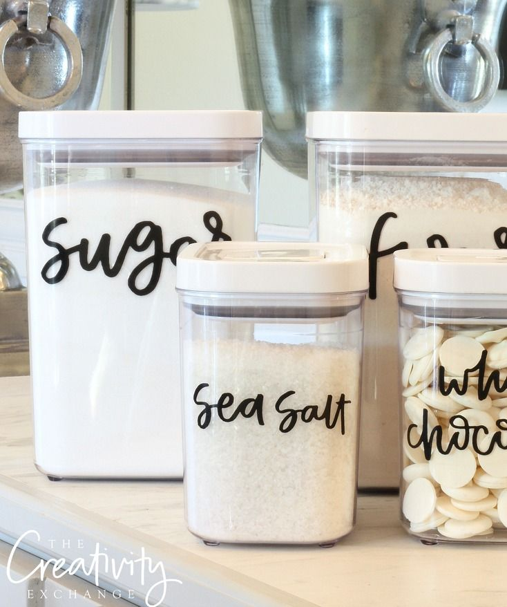 1000+ Ideas About Pantry Labels On Pinterest