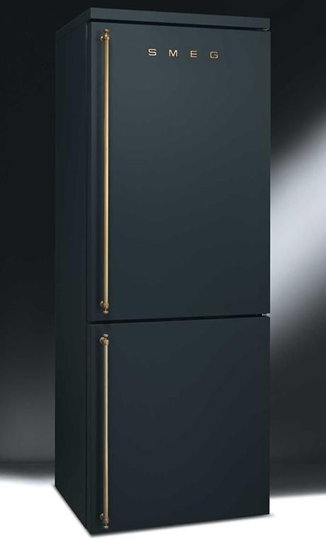 What a beautiful refrigerator