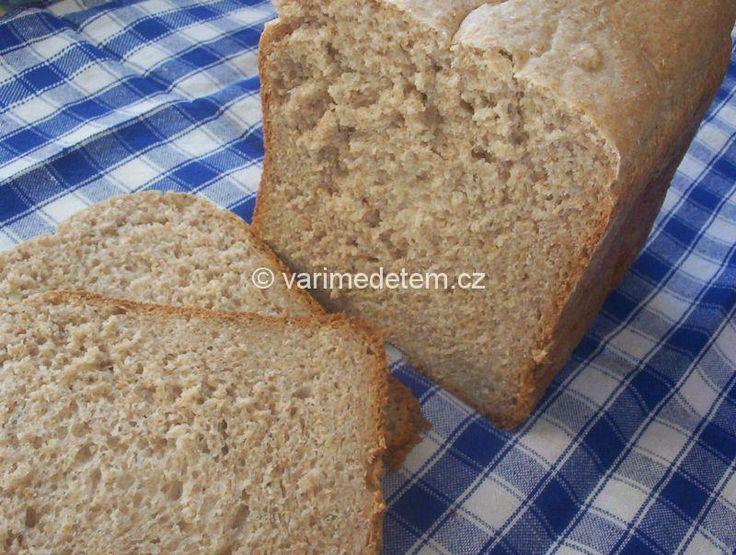Kefírový chléb (foto)