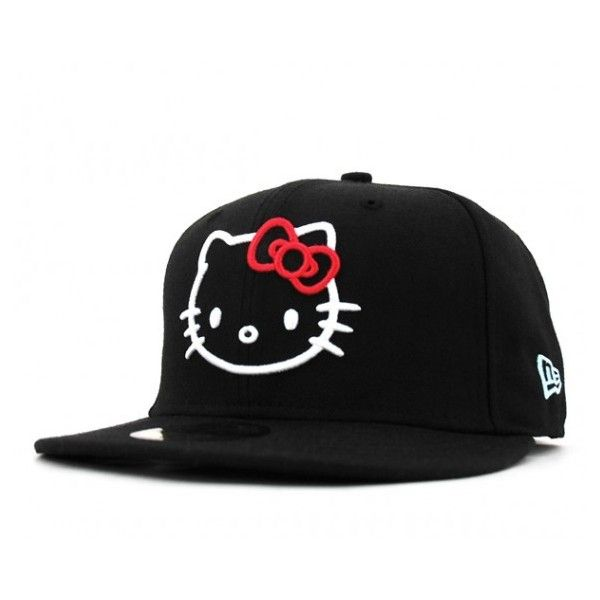 Hello Kitty x New Era – 59FIFTY Caps ❤ Spending to much time with your boyfriend