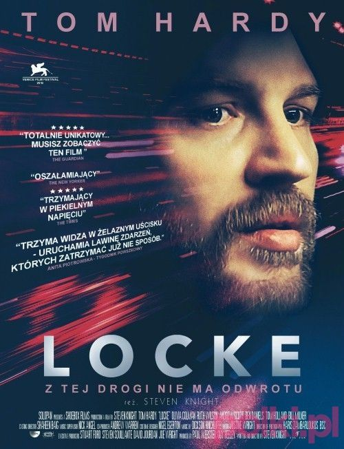 Locke film - plakat