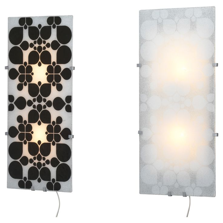 gyllen light panel ikea ikea things i want pinterest wall lighting flower and. Black Bedroom Furniture Sets. Home Design Ideas