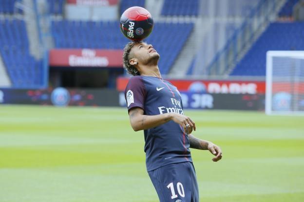 Unai Emery, l'entraîneur du Paris-SG, a indiqué que Neymar serait en mesure d'être titulaire contre Guingamp, dimanche..
