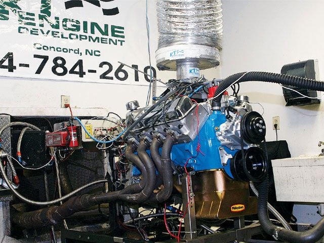 How We Got Over 500hp From Ford S 400m Engine Hot Rod Magazine Engineering Ford Car Projects