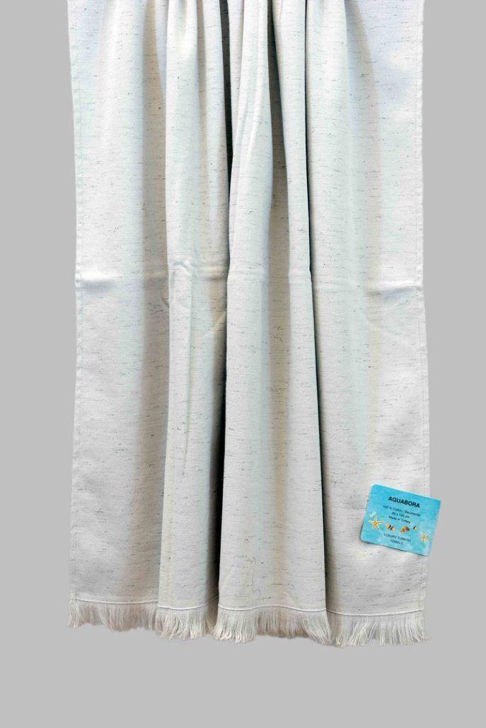 Gray Virgin Turkish Towel Turkish Towels Towel Cotton